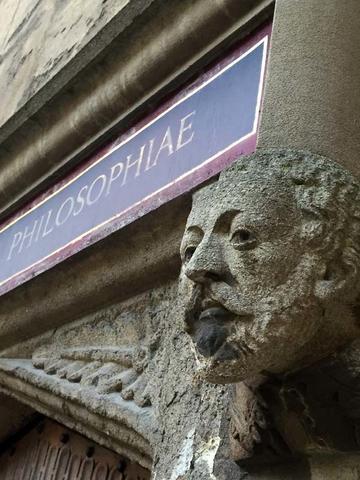 Philosophaie doorway
